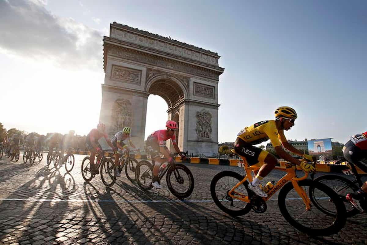 Tour de France si correrà dal 29 agosto al 20 settembre