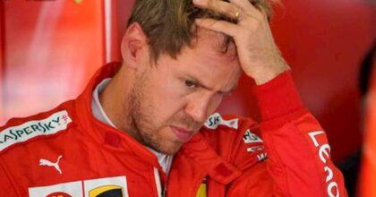 "Vettel-Mercedes, l'idea che piace a Wolff: ""Pilota tedesco su macchina tedesca"""