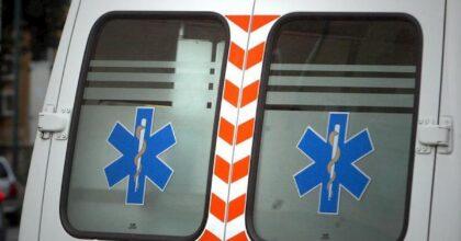 Genova, incidente stradale in sopraelevata: scooter contro auto, due feriti