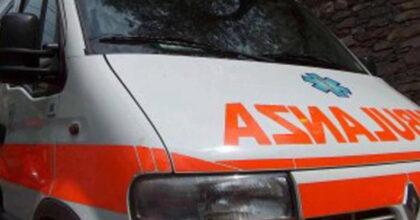 Incidente San Severo, tir si ribalta su statale 16: un morto e un ferito