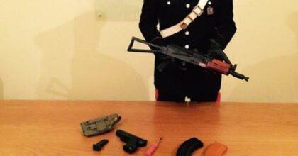 Soliera (Modena): bimbo di 6 anni spara con la carabina ad aria compressa e colpisce il papà