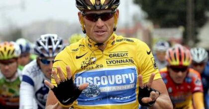 """Lance Armstrong: """"Gli Stati Uniti mi odiano mentre l'Italia ha ucciso Pantani"""""""