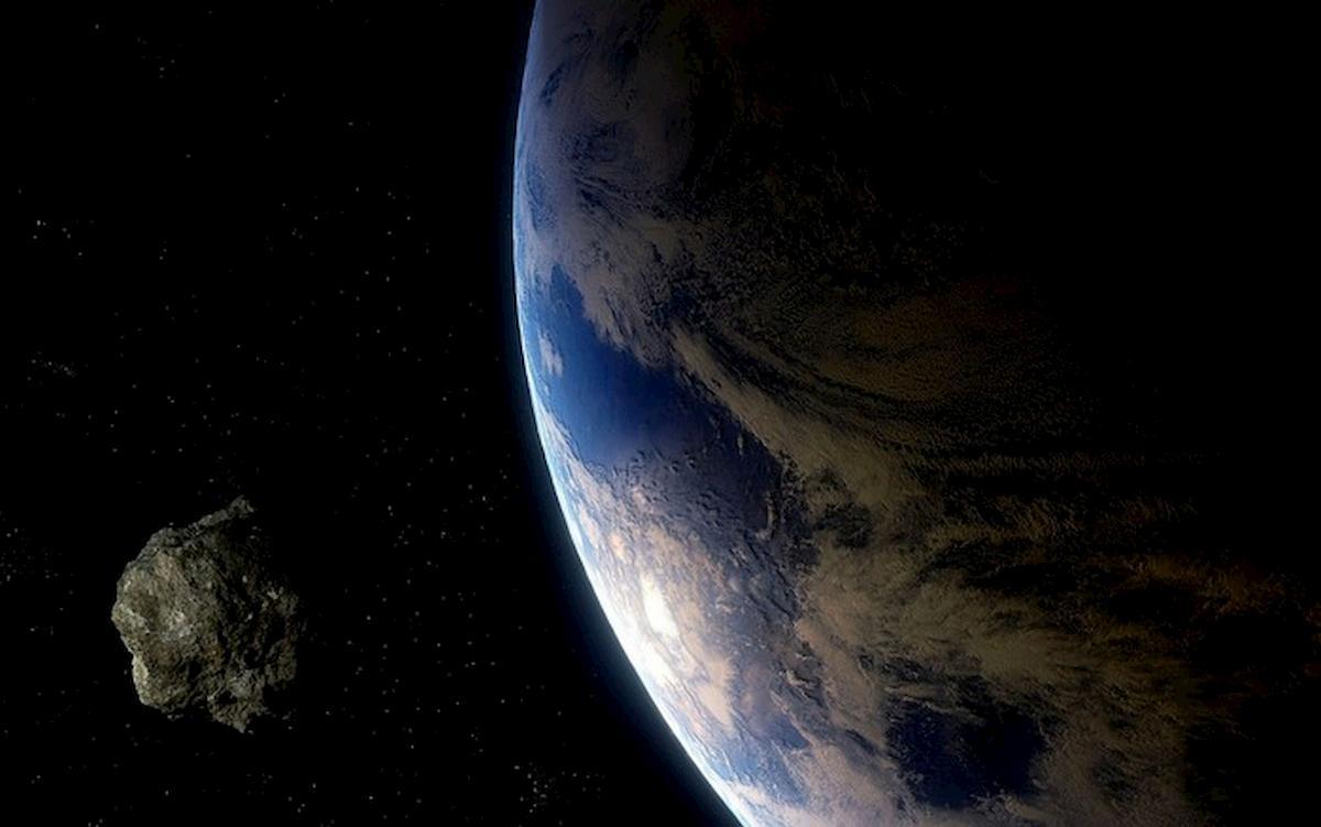 2020 JJ, l'asteroide grande come un camion che ha sfiorato la Terra