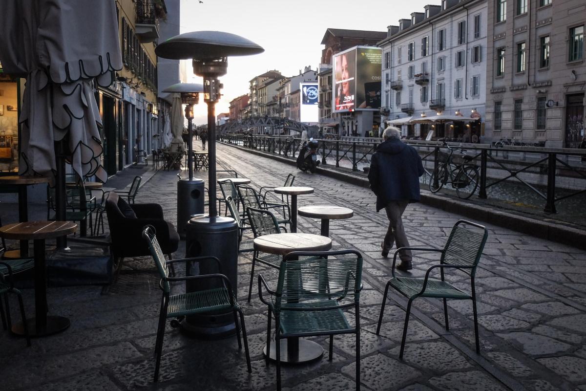 Fase 2 Calabria, Tar dice no a tavolini all'aperto per bar e ristoranti