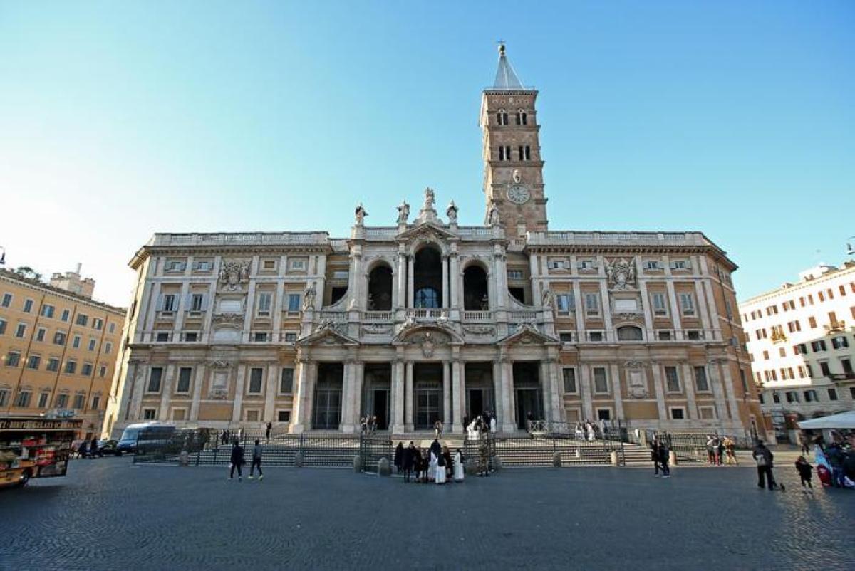 Basilica Santa Maria Maggiore, 6 nuovi contagi da coronavirus