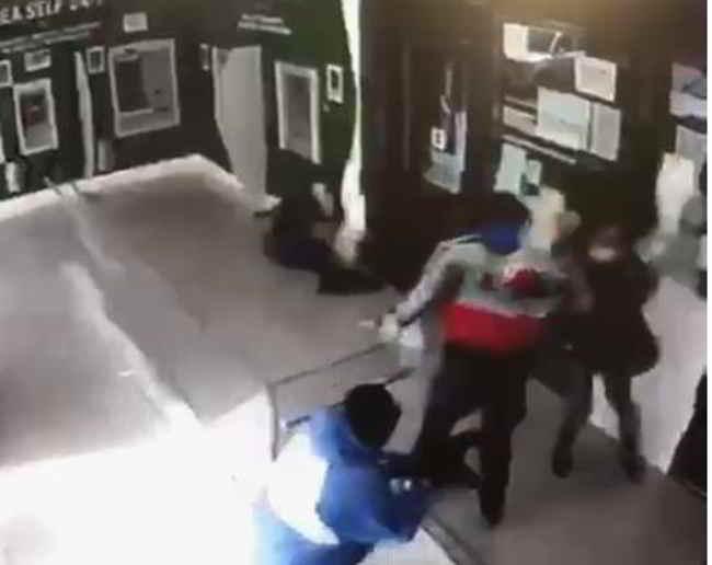 Colpo alla Bnl di Aversa, rapinatori arrestati: avevano ferito un poliziotto e una guardia giurata