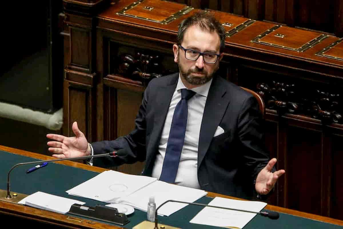 Ministero magistrati conflitto Poteri caso Bonafede Matteo