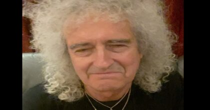Brian May, Instagram