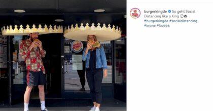 burger king cappello