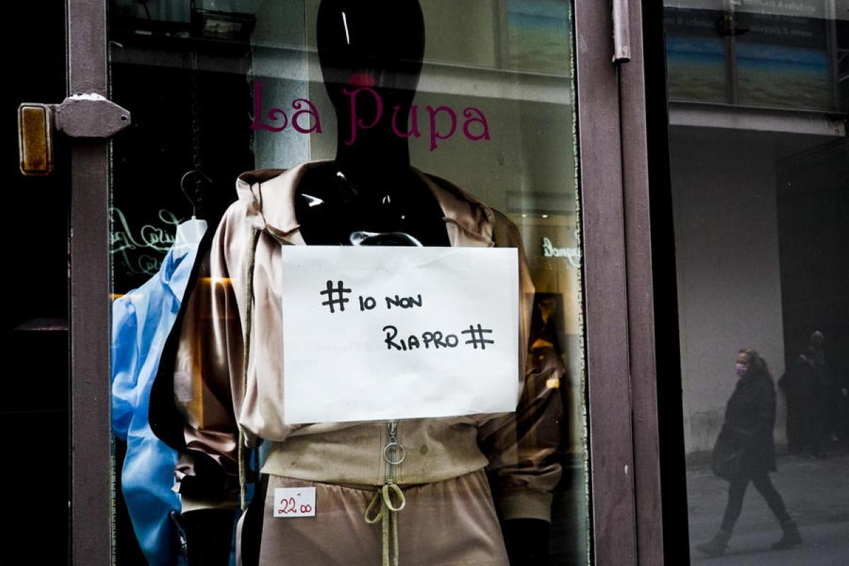 Fase 2 commercianti, sciopero a Roma il 18 maggio: Io non riapro