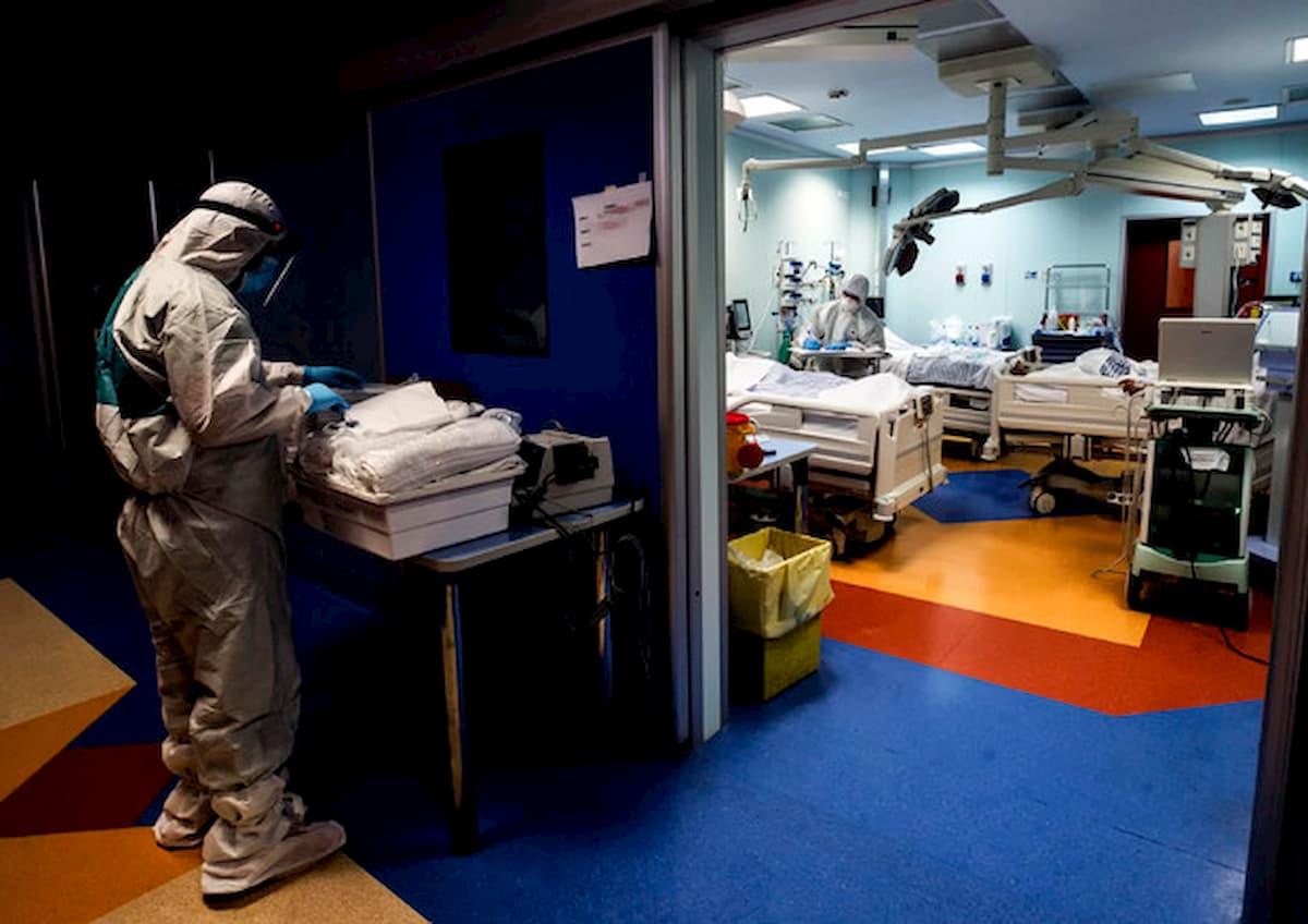 2020 più morti, per coronavirus. 2021 meno nati, per coronavirus