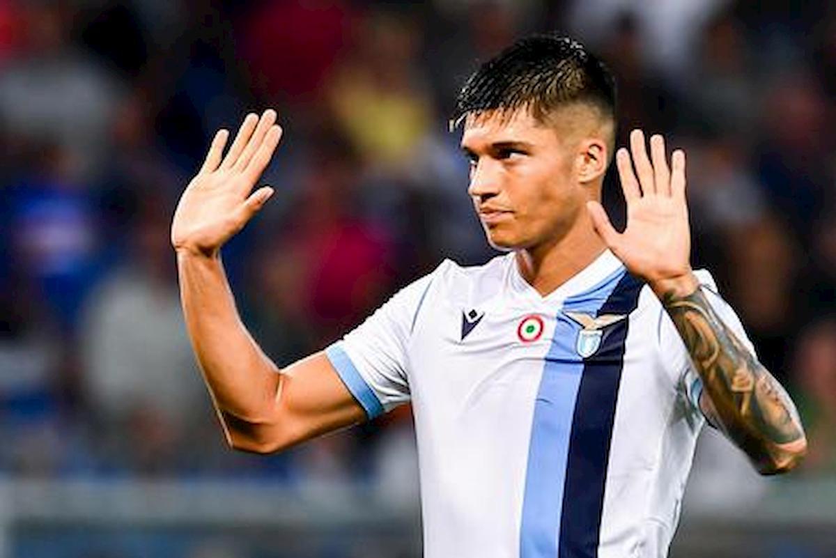 """Lazio, Correa: """"Sono romantico, ecco perché dedico i gol alla mia fidanzata"""""""