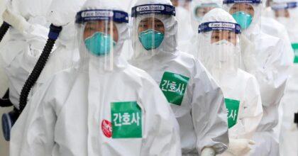 Corea del Sud, nuovo focolaio di coronavirus in un magazzino di stoccaggio: 49 casi in 24 ore