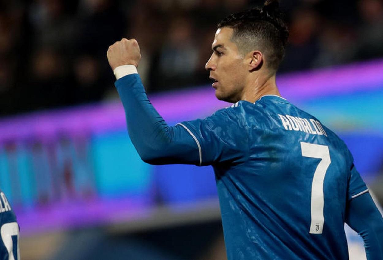 Cristiano Ronaldo, Ansa