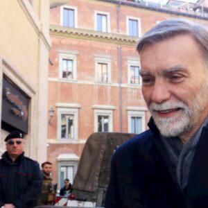 """Sfiducia a Bonafede, Delrio (Pd) avverte Italia Viva: """"Se passa la mozione si apre la crisi"""""""
