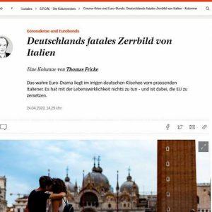 der spiegel articolo italia