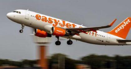 EasyJet, dal 15 giugno tornano i voli in Italia. Collegamento tra 8 aeroporti