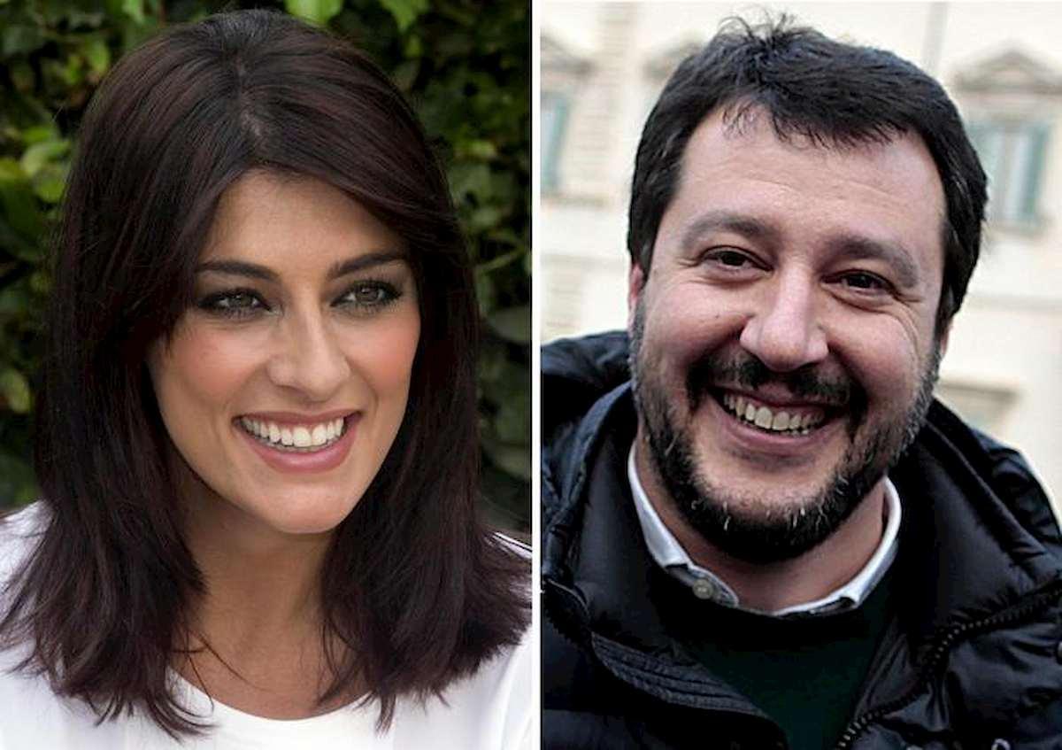 """Elisa Isoardi: """"Non sono solo la ex di Matteo Salvini"""". E su Todaro..."""