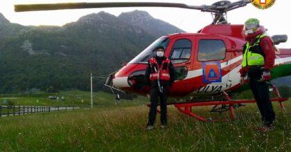 Monte Tremol, ritrovato morto l'escursionista di Gubbio scomparso da 2 giorni