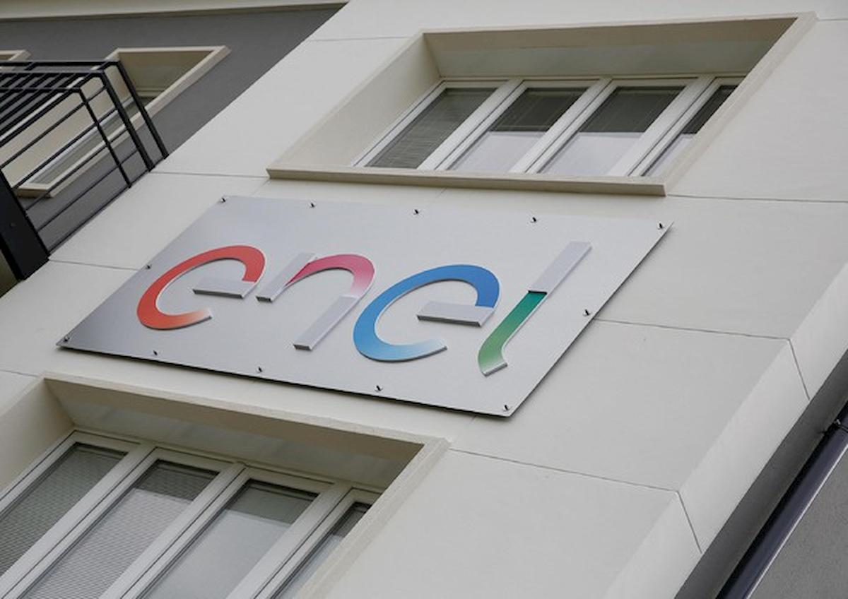 Enel, utile netto primo trimestre +10,5%. Ricavi in calo del 12,2%