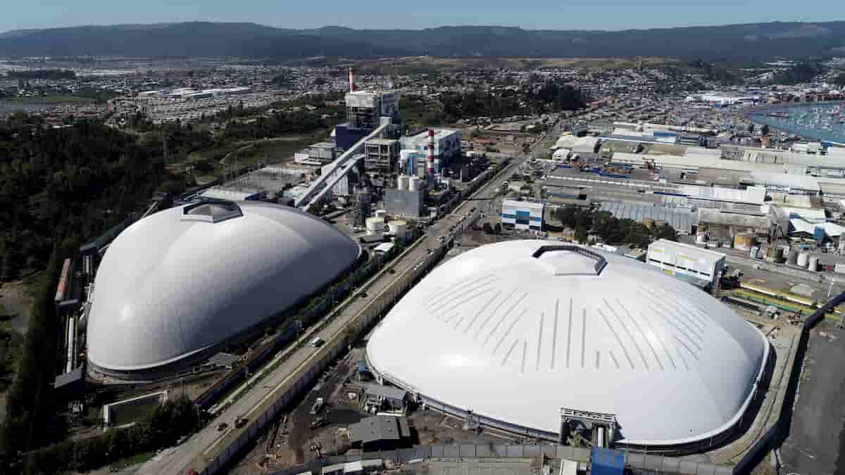 Enel comunica che chiude la sua ultima centrale a carbone in Cile