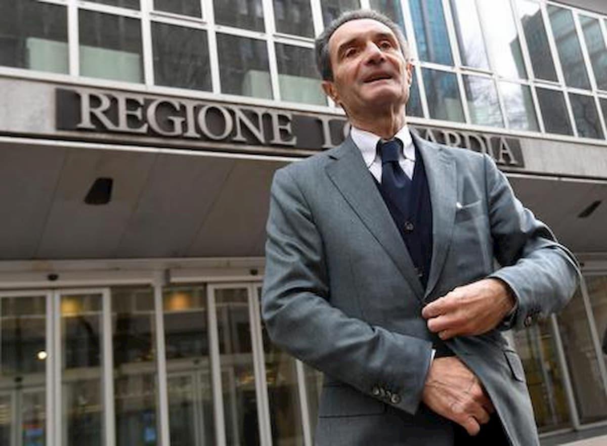 """Coronavirus, Fontana: """"Convinto che dal 3 giugno i lombardi potranno circolare in tutta Italia"""""""