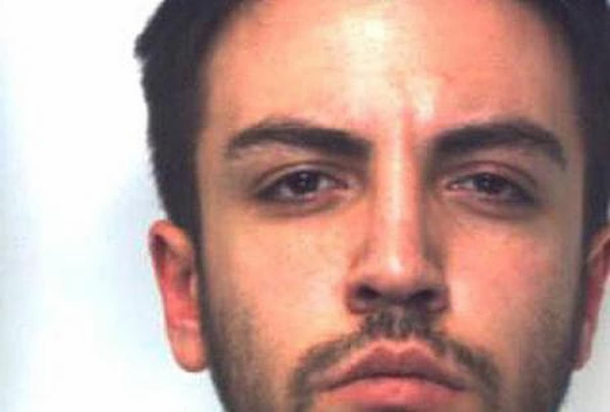 Gabriele Defilippi in carcere dopo essere guarito dal coronavirus