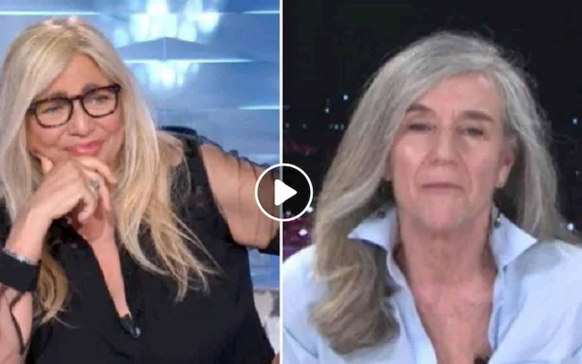 Giovanna Botteri a Domenica In racconta a Mara Venier il Coronavirus in Cina