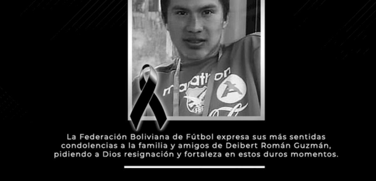 Deibert Roman Guzmanè morto a 25 anni, è stato il primo calciatore ucciso dal coronavirus