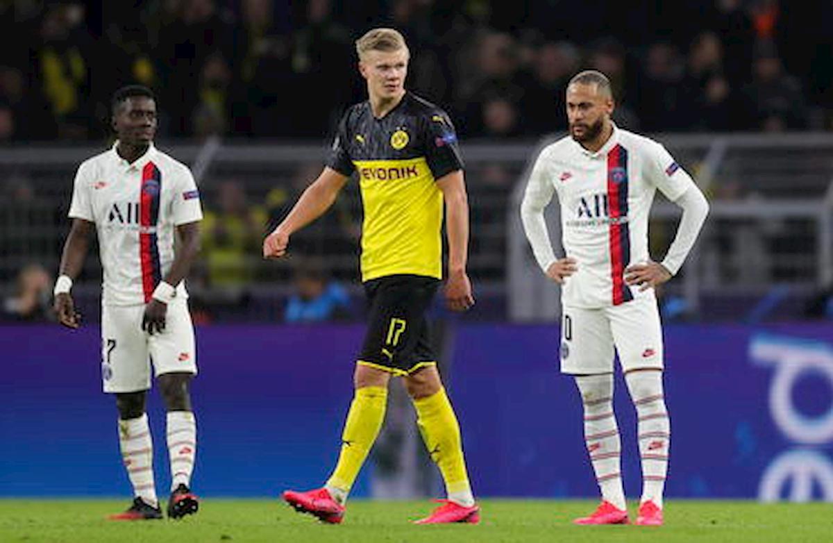 Borussia Dortmund, giornata nera: sconfitta contro il Bayern più infortunio per Haaland