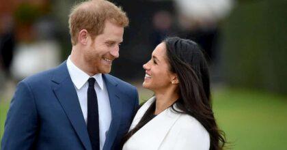 Harry e Meghan Markle sono costati 44milioni di sterline ai contribuenti britannici