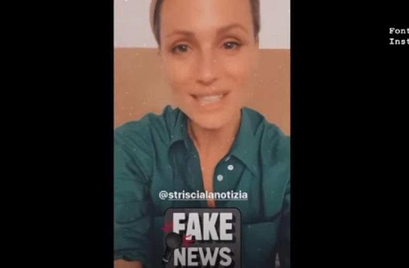 """Michelle Hunziker: """"Servizio di Striscia era a favore di Giovanna Botteri"""" VIDEO"""
