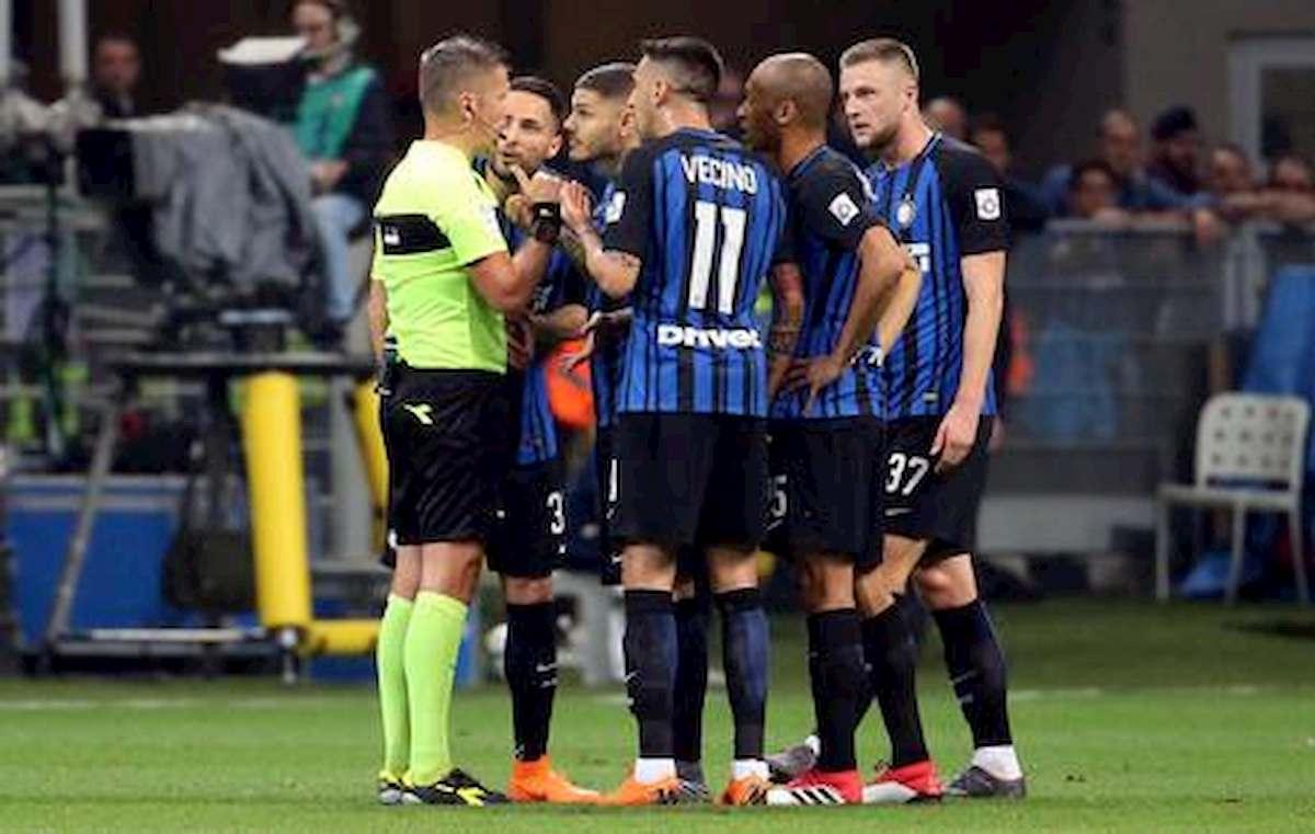 Inter senza calciatori contagiati dal coronavirus, i tamponi hanno dato esito negativo