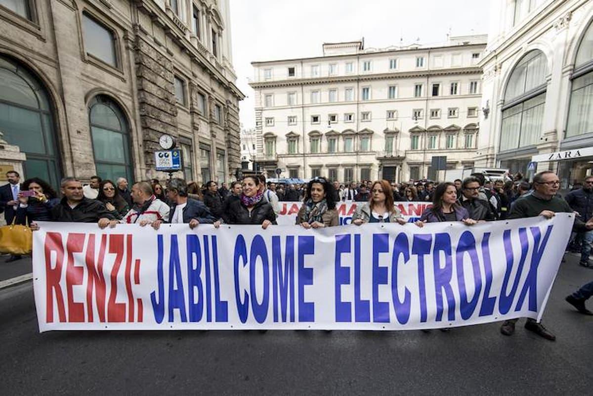 Marcianise (Caserta), l'americana Jabil licenzia 190 dipendenti