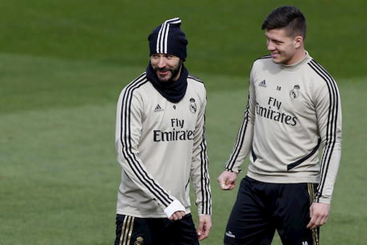 Real Madrid, Jovic si è fratturato il piede cadendo dal balcone