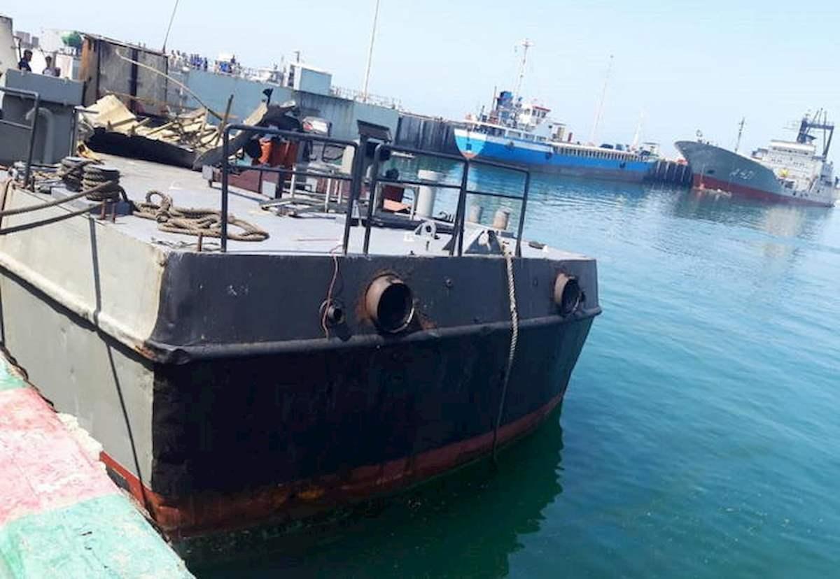 Iran, nave da guerra colpita per sbaglio da missile amico: 19 morti, 15 feriti