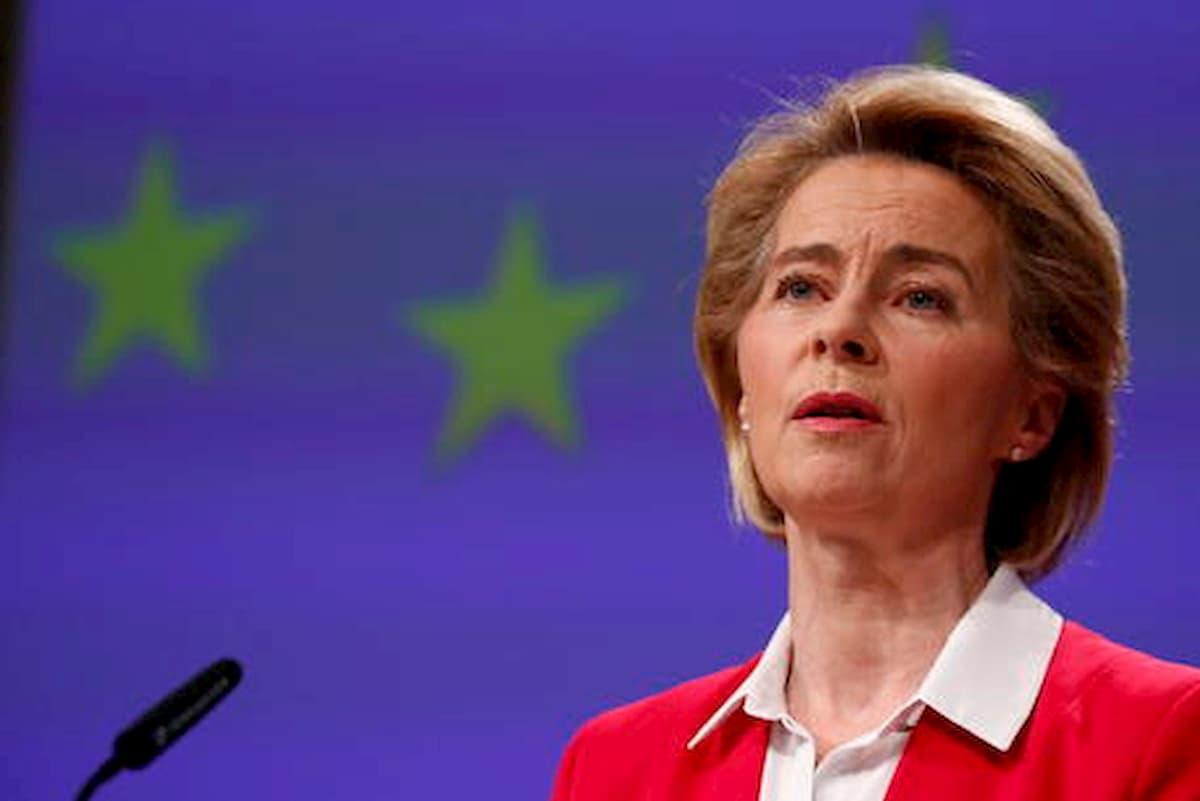 """Bce, von der Leyen: """"Possibile procedura di infrazione contro la Germania"""""""