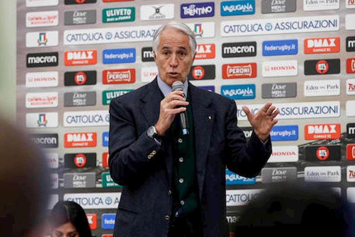 """Malagò conferma: """"Serie A in campo il 13 giugno al 99%"""""""