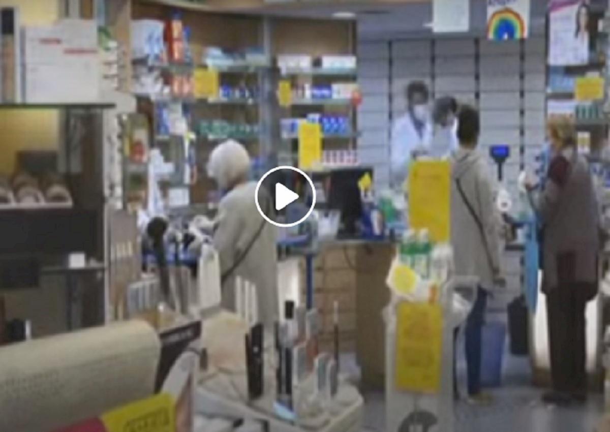 mascherine farmacia