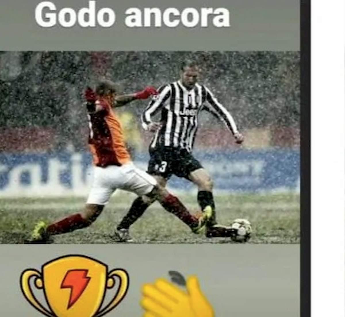"""Felipe Melo attacca ancora Chiellini: """"Galatasaray-Juventus? Godo ancora"""""""