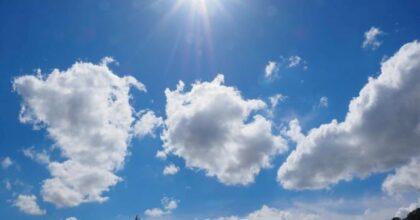 Previsioni meteo: weekend estivo, poi una settimana di temporali e grandinate