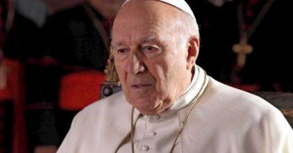 E' morto Michel Piccoli, fu il il papa in Habemus Papam di Nanni Moretti