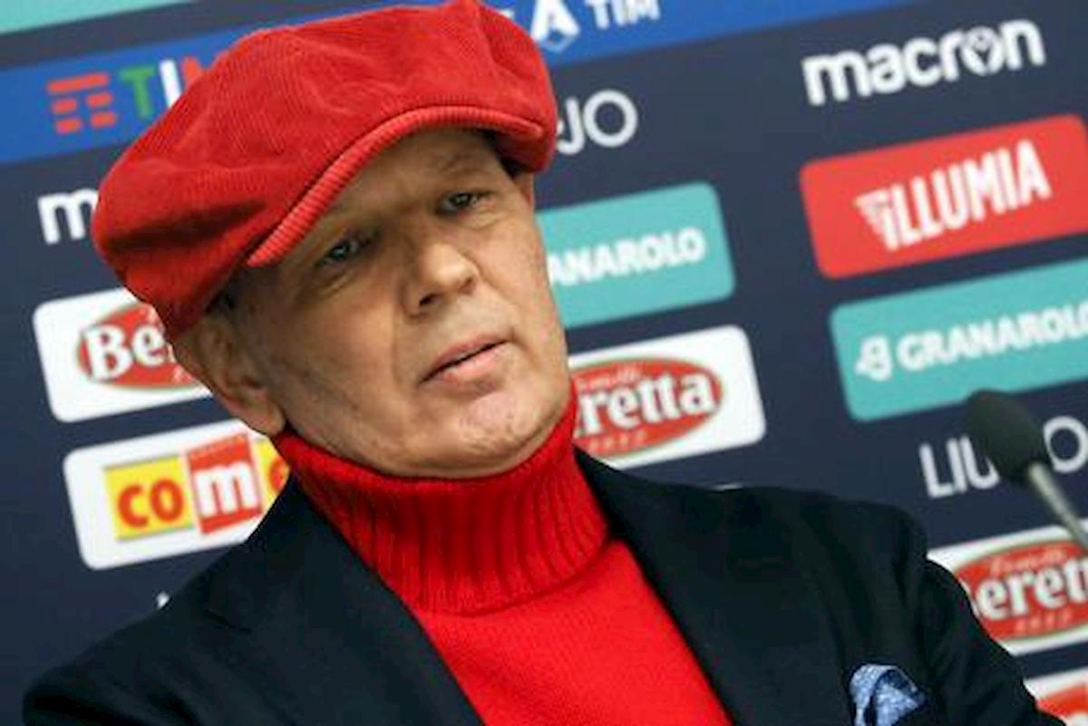 """Mancini: """"Mihajlovic? Quando la sua auto gialla venne scambiata per un taxi..."""""""