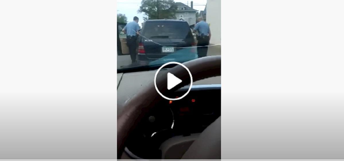 minneapoliis video polizia