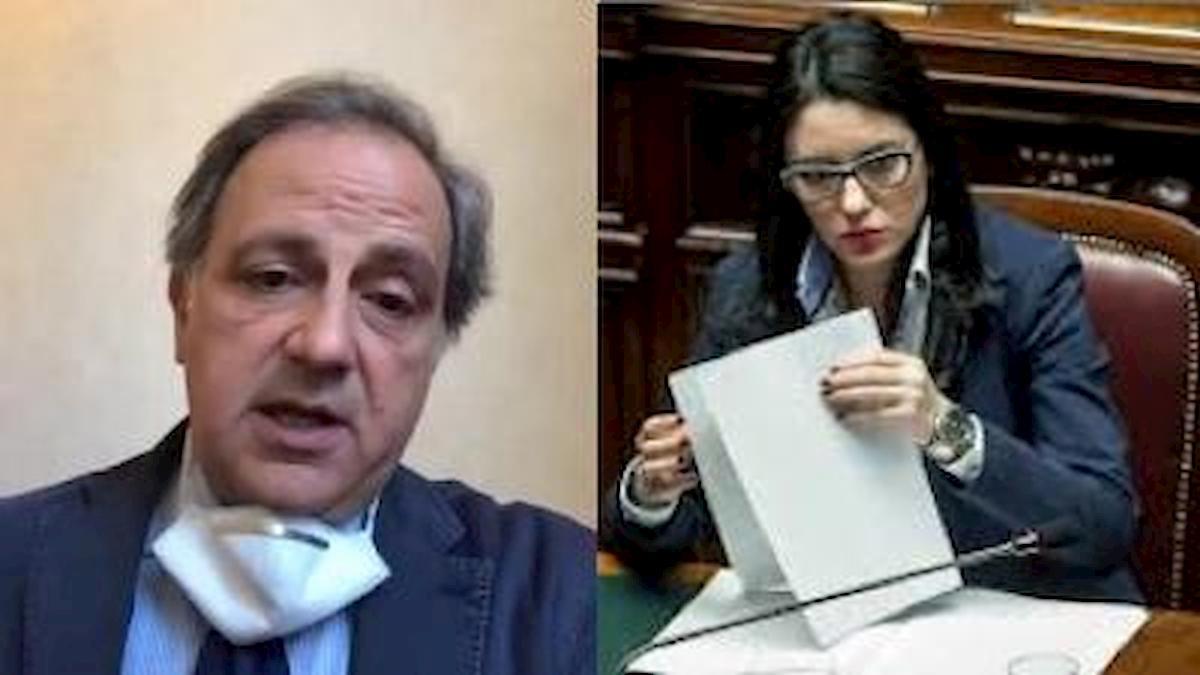 """Scuola, senatore Moles alla ministra Azzolina: """"Credibilità è come verginità, non si recupera"""". Ira M5s: """"Sessista"""""""