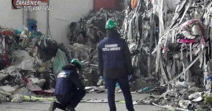 Roghi e discariche abusive nel Nord Italia: 16 misure cautelari. Sequestrati 9 capannoni industriali