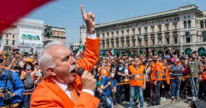 Gilet arancioni, il generale Antonio Pappalardo sarà denunciato per aver violato le norme del Dpcm
