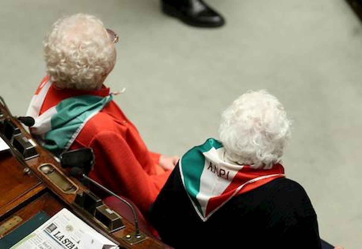"""Assunta Cutraro, partigiana di 94 anni: """"Paura del Covid? Fu peggio la guerra"""""""