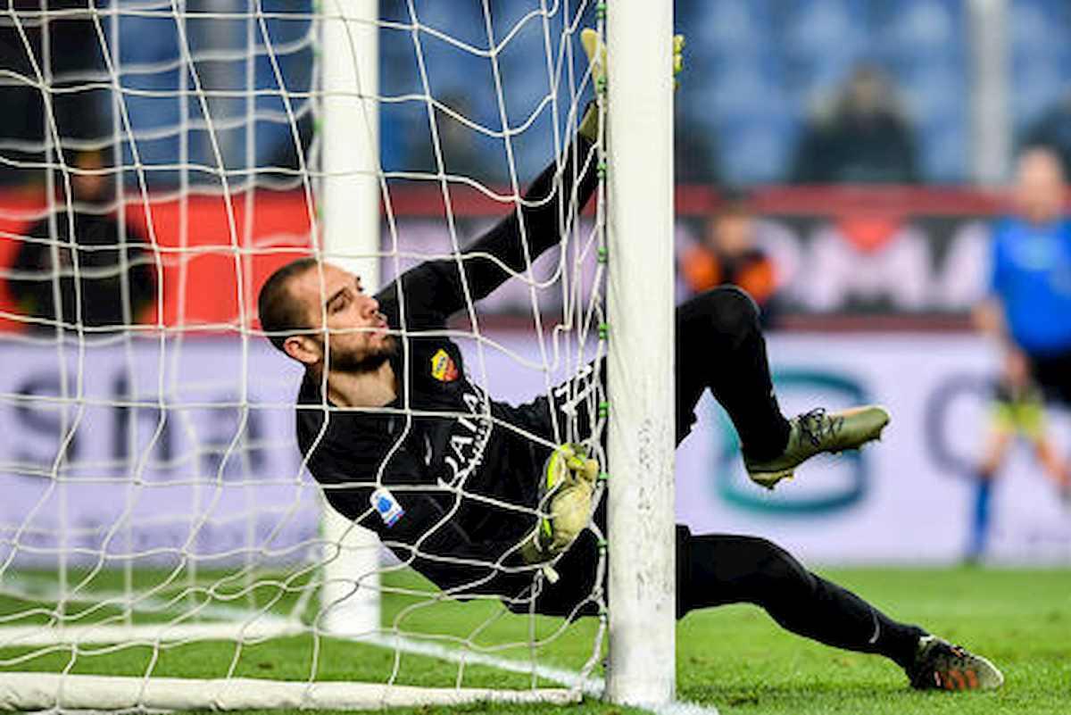 Roma, Pau Lopez primo infortunato dopo il lockdown: stop di tre settimane