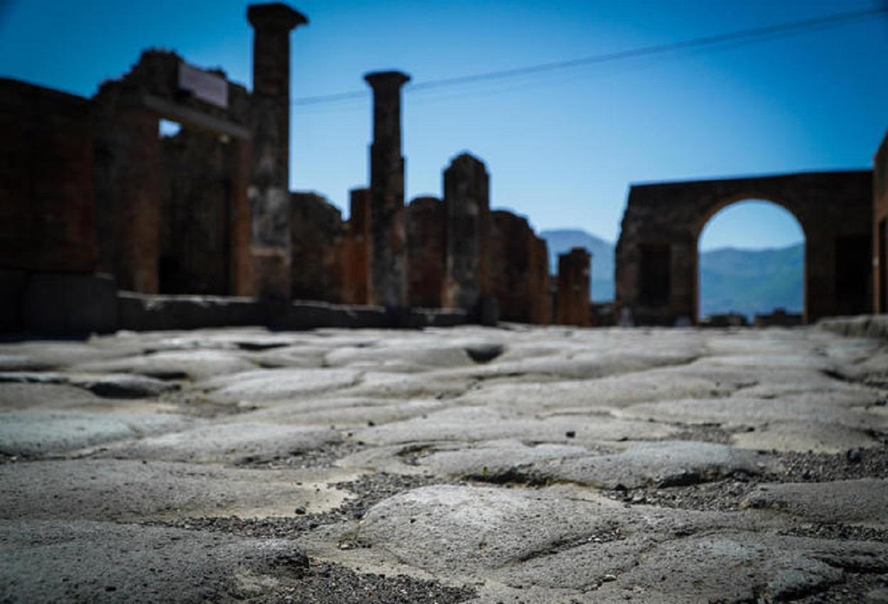 Pompei, Ansa